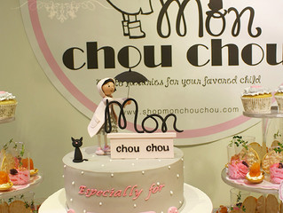 Signature Dessert Table - Grand Opening of Mon Chou Chou