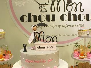 Signature Dessert Table - Grand Opening of Mon Chou Chou