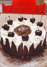 Best black forest cake Singapore