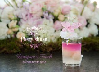 Designer Dessert Table - Fairy Garden