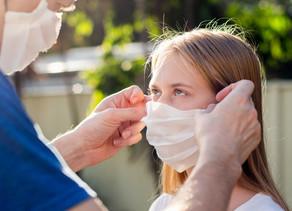Las vacunación salva vidas, las mascarillas también