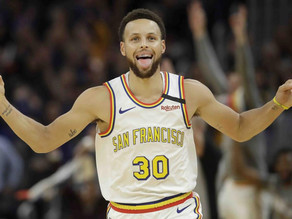 Stephe Curry fue diagnosticado con Influenza