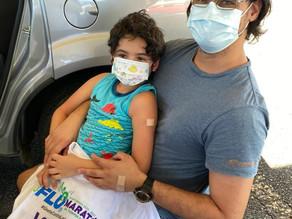 ¡Este fin de semana nuestro Servi-Flu en Mayaguez y Bayamón logró vacunar más de 3000 personas!