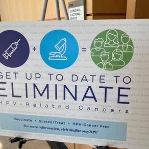 Voces dice presente en el Moffitt Cancer Center en Tampa para un mundo libre de Cancer Cervical