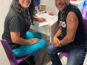 22 de enero en Ruta por Ponce vacunando gratis contra la influenza en el Estadio Paquito Montaner