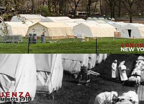 Lo que nos puede enseñar la pandemia de gripe de 1918 sobre el coronavirus