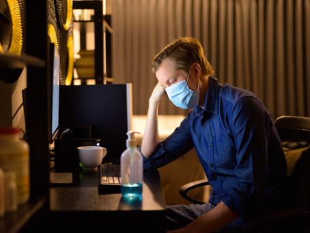 Las pandemias pueden ser estresantes