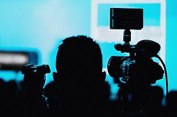 camera-recording-presentation-of-a-speak