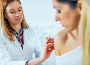 El gobierno urge a vacunar contra la influenza a los menores de 6 a 18 años antes del 30 de marzo