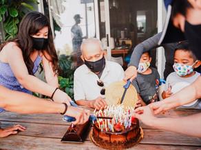 ¿Cómo protego a mi familia de la influenza en reuniones grupales?