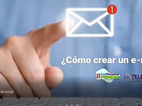 ¿Crear un email?