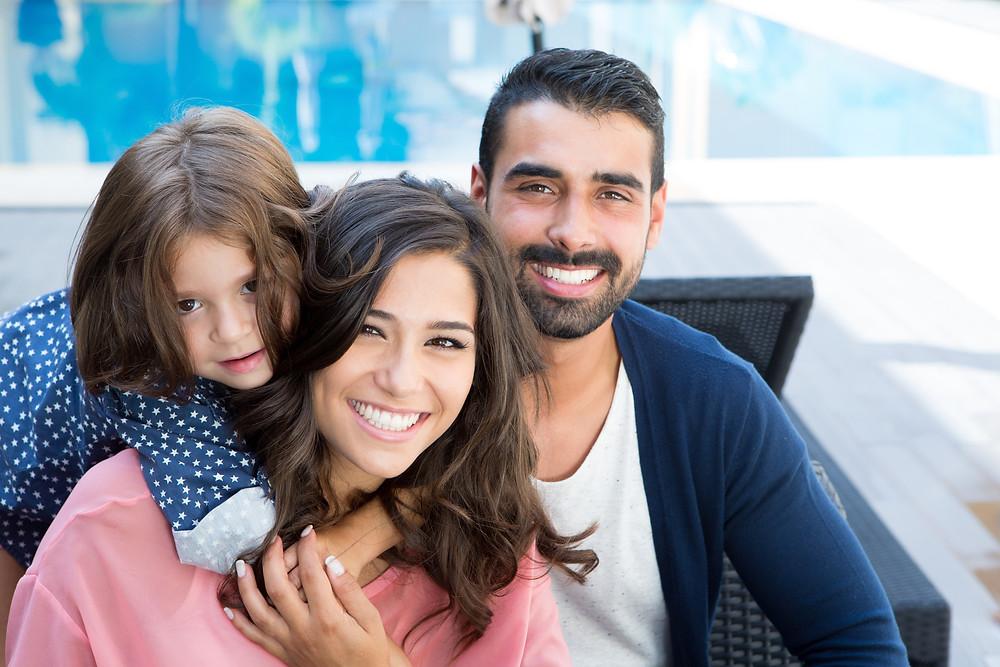 familia protegida contra la influenza proteccion prevencion influenza en puerto rico