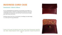 LZ Business card case