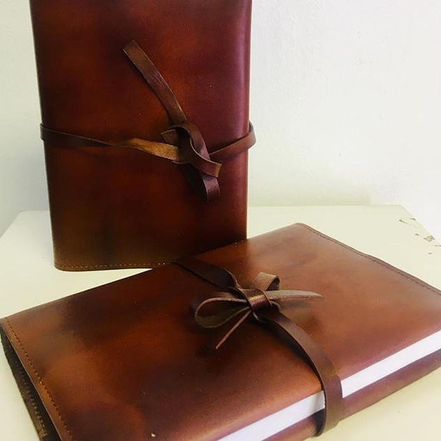 Journal and diary covers 📓📔📓📔unwrap
