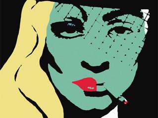 Cover of Drag Noir revealed