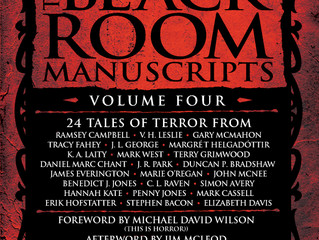 The Black Room Manuscripts: Volume Four
