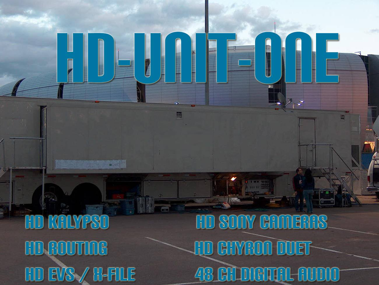 HD Mobile Units