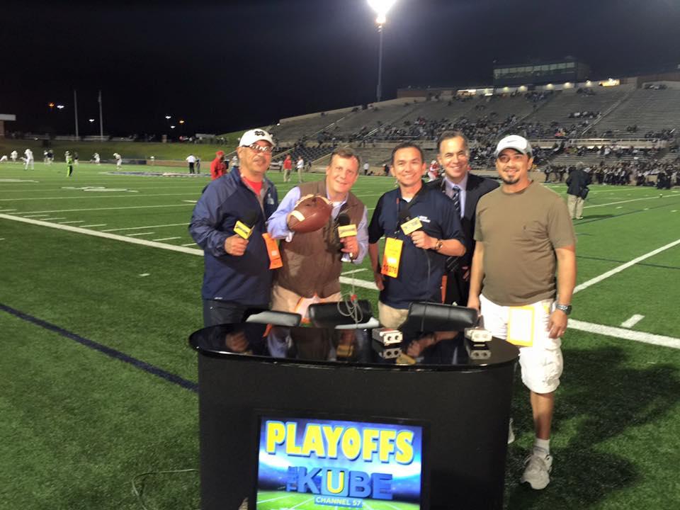Broadcast Team