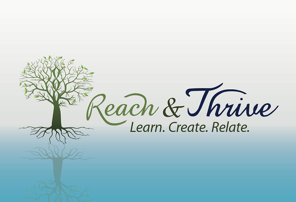 Reach & Thrive logo