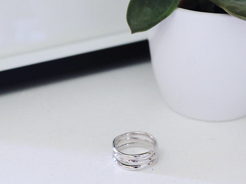connected stack ring