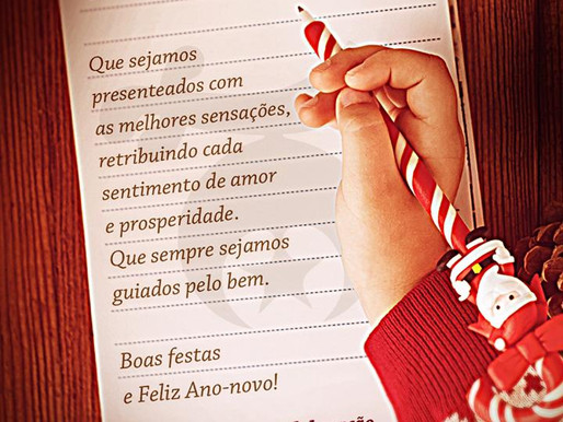 Feliz Natal do Amal
