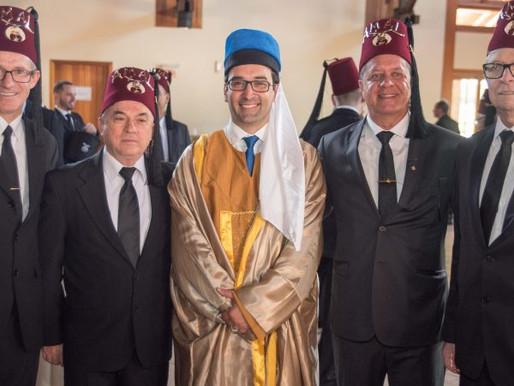 Amal Inicia mais 104 Novos Shriners em Lages – SC