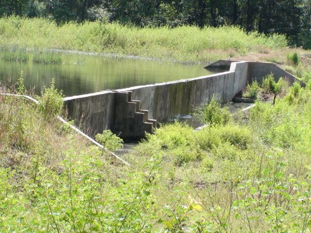 Retenue colinéaire de Sissao Kounda