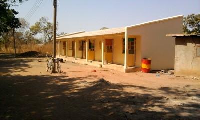 Yorobawol Réhabilitation bâtiment A