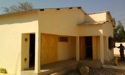 Site de Fatoto  Bâtiment dépôt régional pharmacie vétérinaire