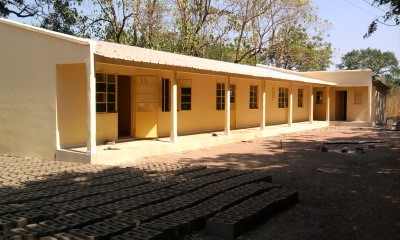 Yorobawol Réhabilitation bâtiment B