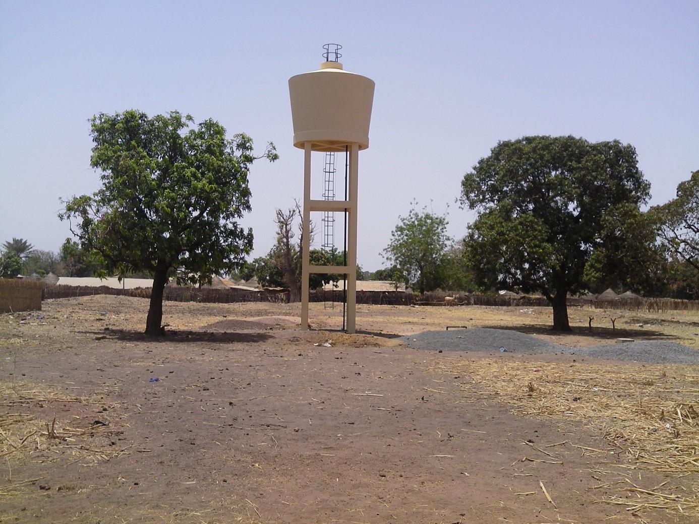 Château d'eau de Kundam