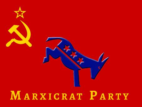 Đảng Dân Chủ là một đảng phái khủng bố.