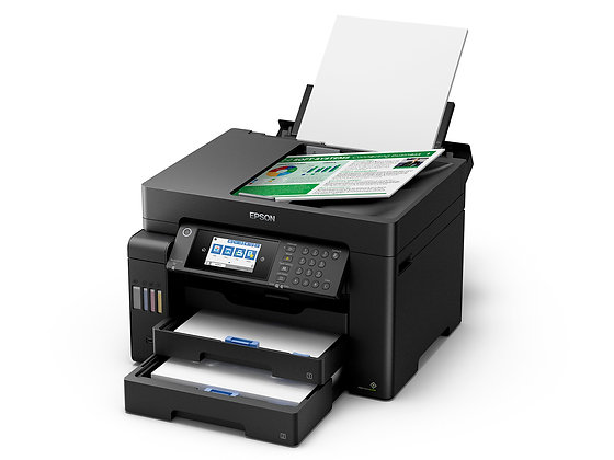 Epson L15150 A3 Multi Function Wireless Auto Duplex Ink Tank Printer