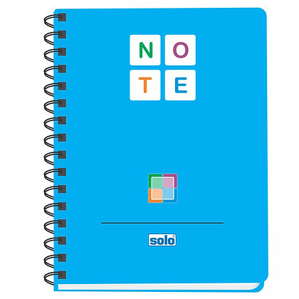 Solo NB578 Blue Note Book by Jayna India