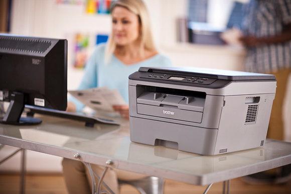 Brother 2520d Multi Function Laser Printer