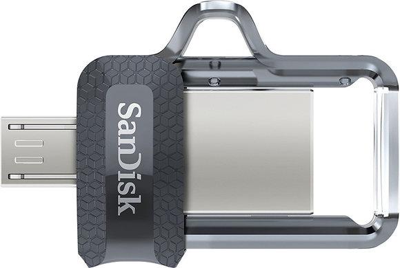 SanDisk OTG Dual Pen Drive