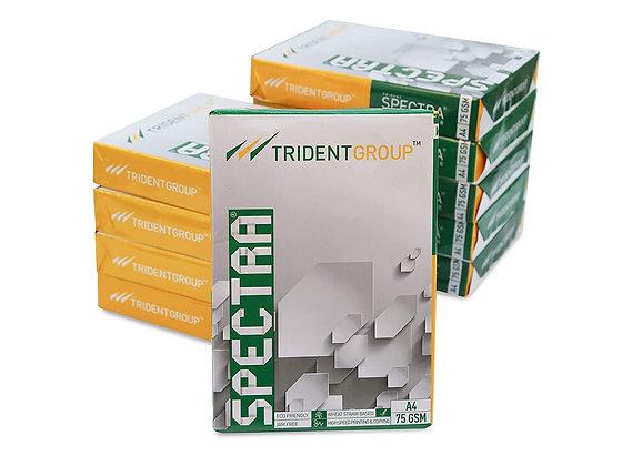 Copier paper spectra, best copier paper, jayna india authorized supplier for paper, paper 75gsm, copier paper gurgaon