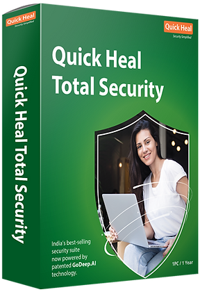 Quick Heal Total Security Windows-PC