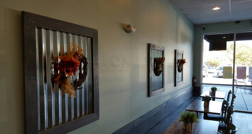 Dining Area Wall - BuildoutPros