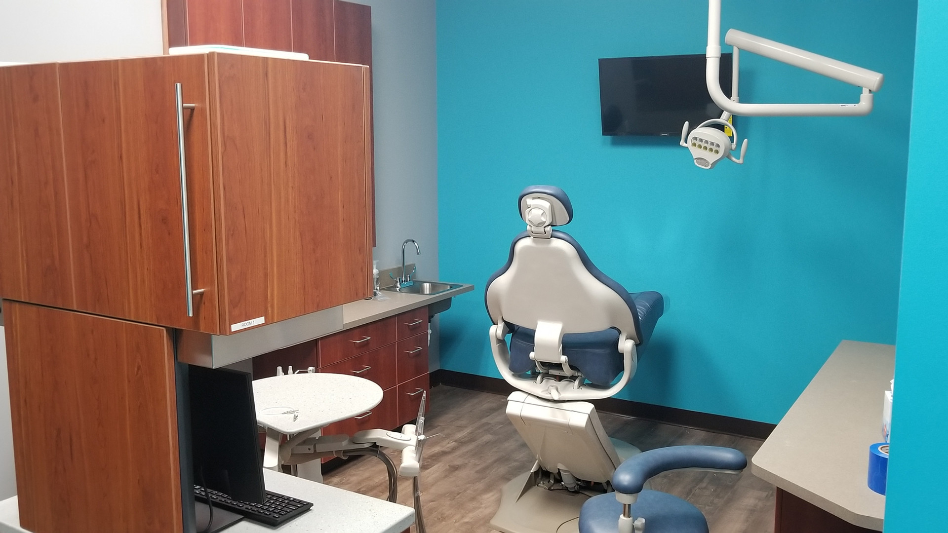 Room for Patients - Buildout Pros