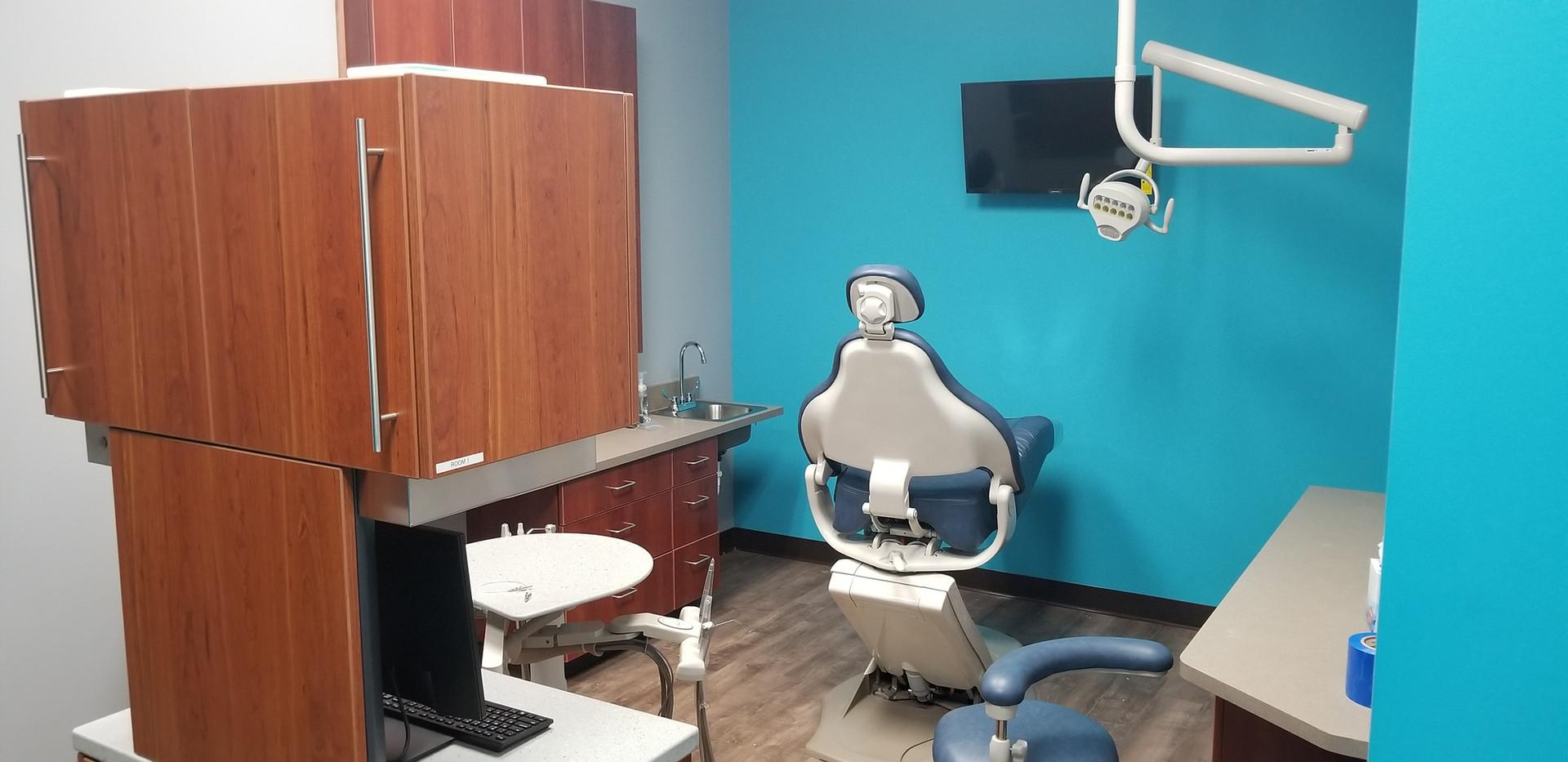 Dentist Chair & Office - BuildoutPros