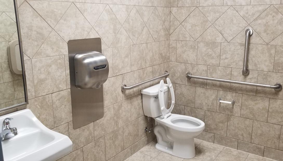 View of Toliet from Door - Buildout Pros