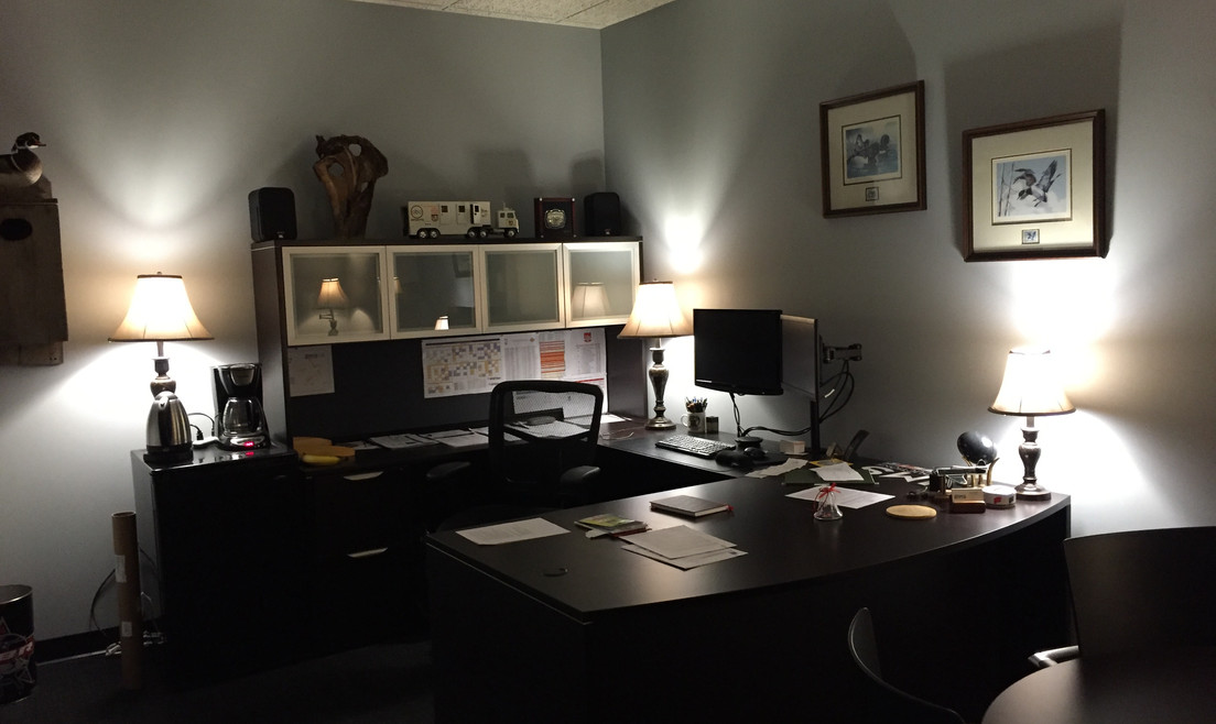 Personal Office - Buildout Pros
