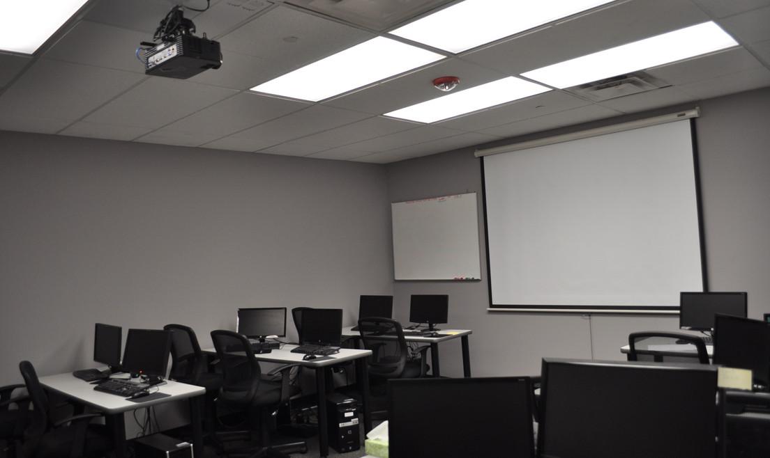 Training Room - Buildout Pros