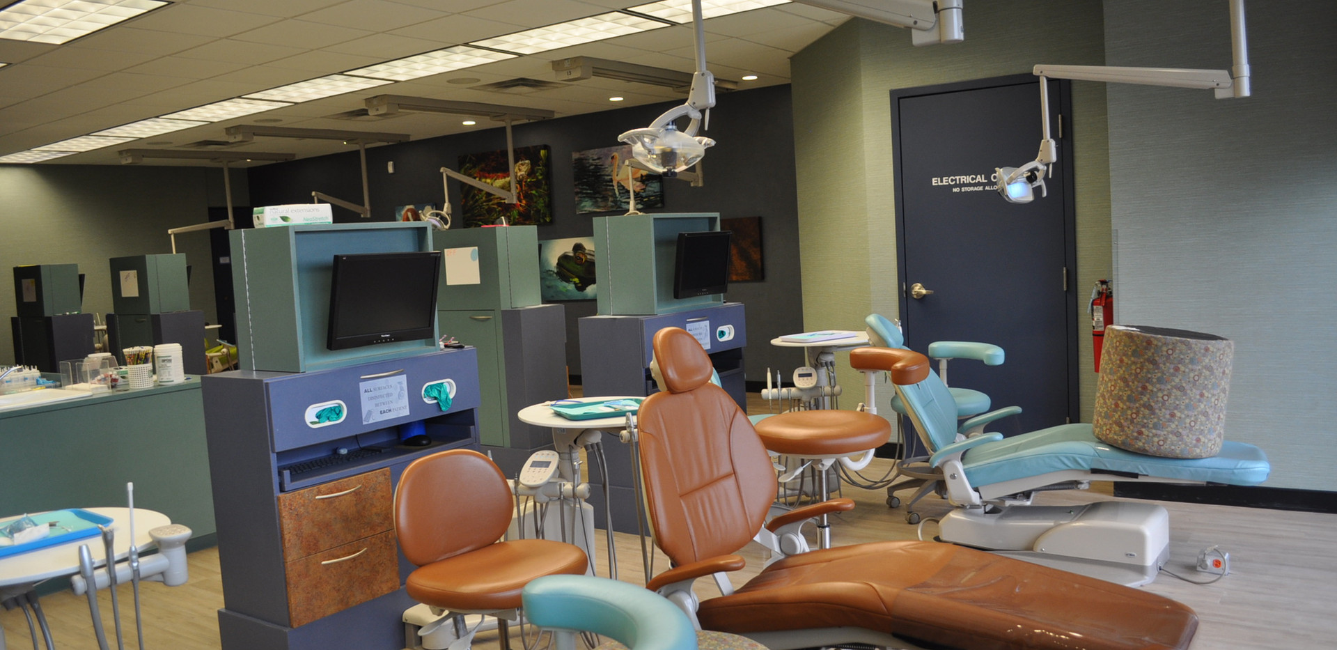Dentist Operating Room - Buildout Pros
