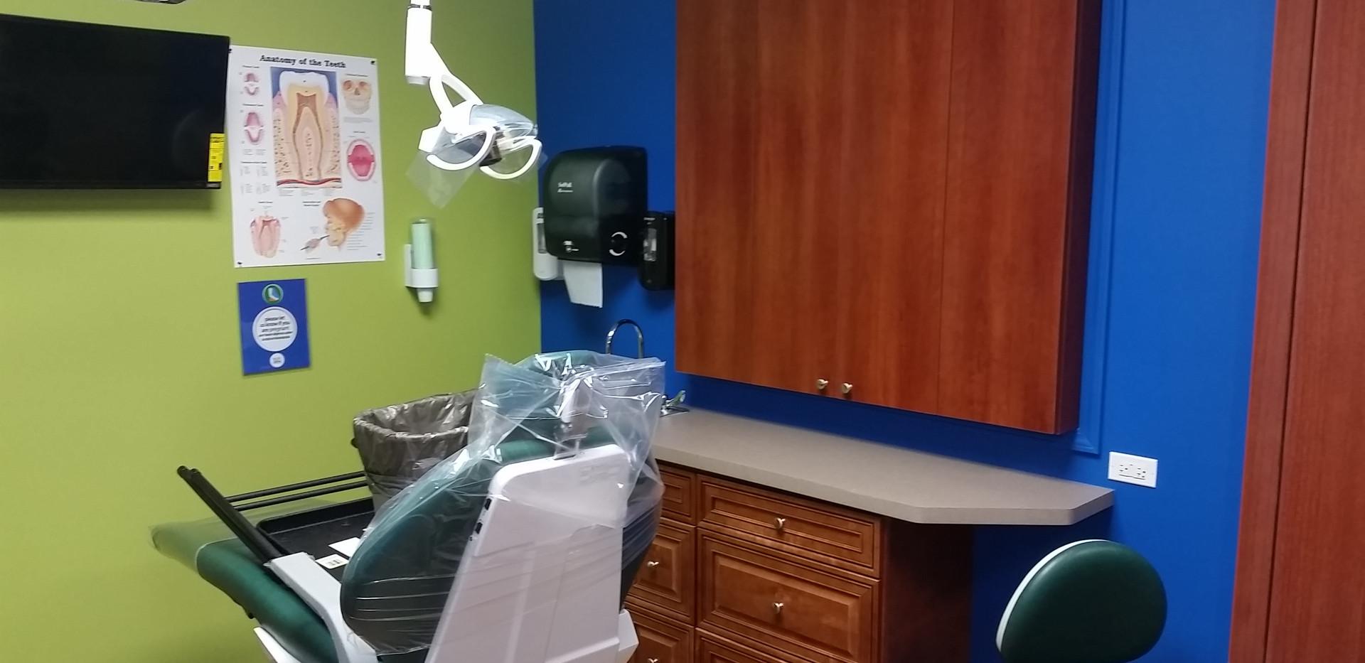Dental Chair - Buildout Pros