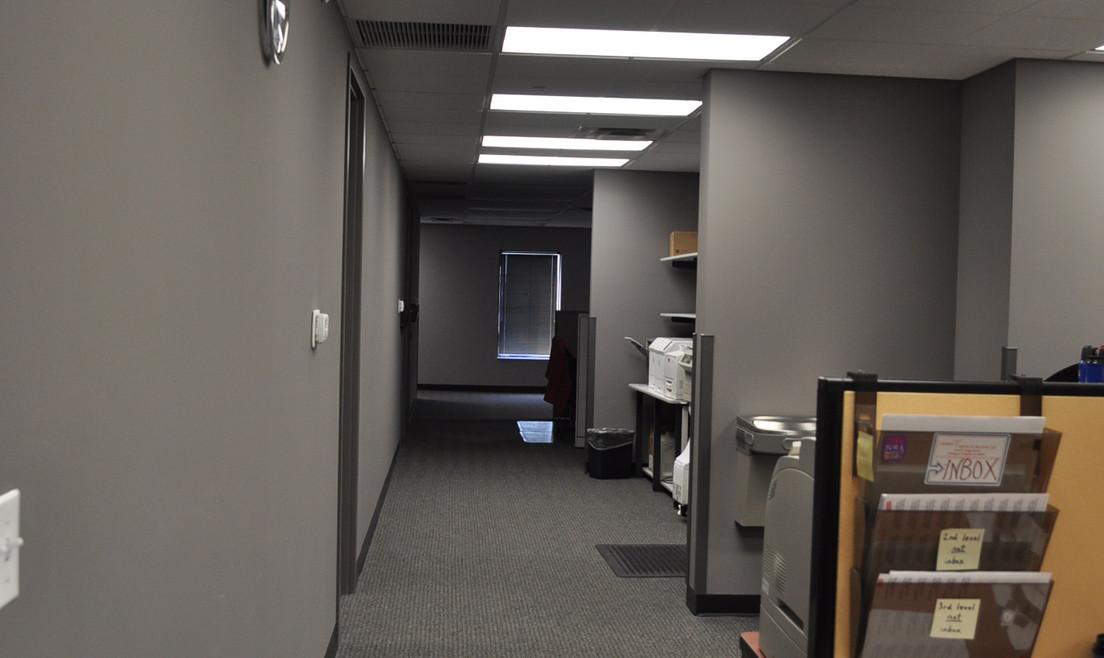 Hallway - Buildout Pros