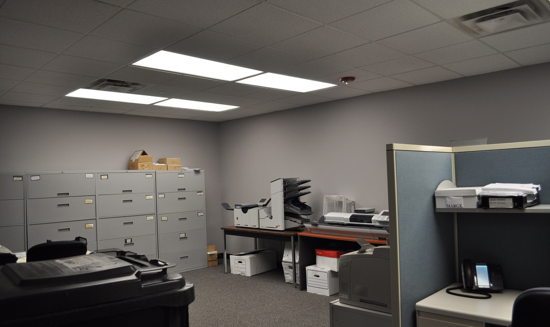 File Cabinent Area - Buildout Pros