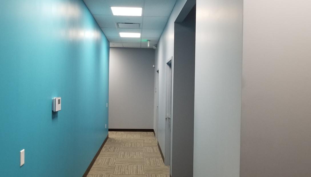 Walk Through Area - Buildout Pros