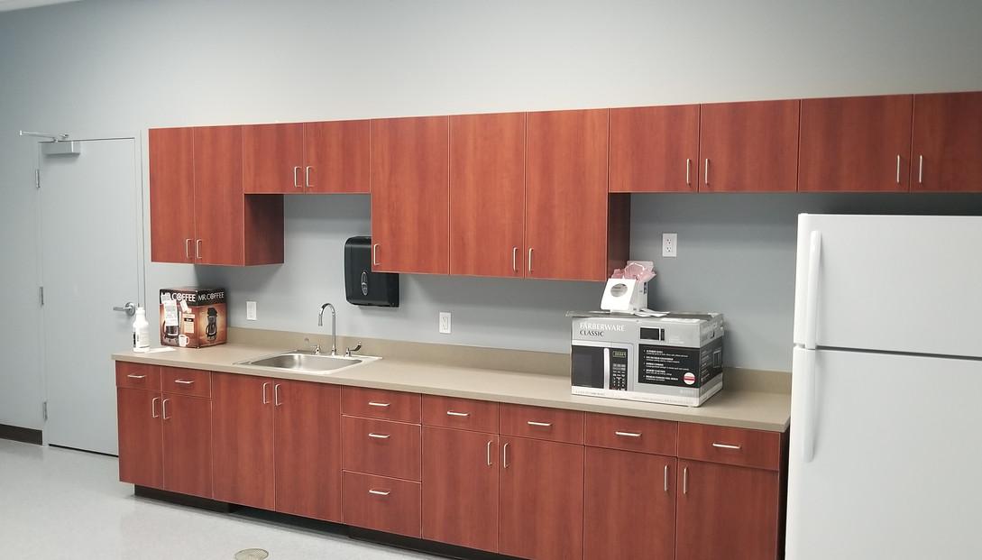 Break Area - Buildout Pros